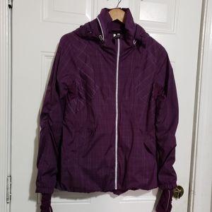 Lululemon spring jacket size 8